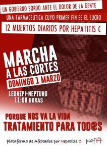 MARCHA HEPATITIS C